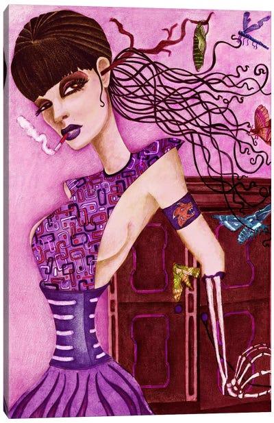 Cassandra's Closet Canvas Print #JMI10