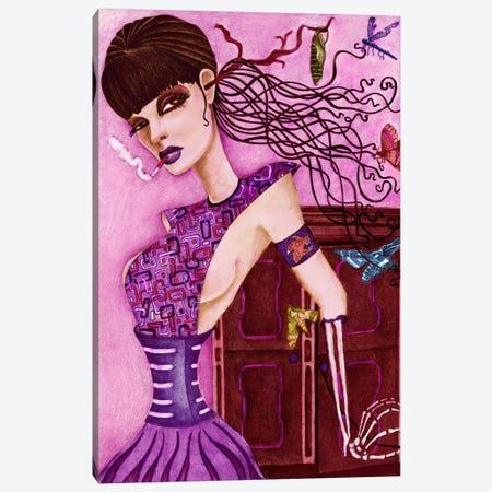 Cassandra's Closet Canvas Print #JMI10} by Jami Goddess Canvas Print