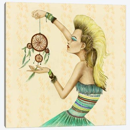 Dreamer Canvas Print #JMI18} by Jami Goddess Art Print