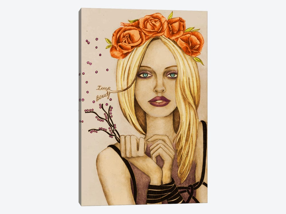 Inner Beauty by Jami Goddess 1-piece Art Print
