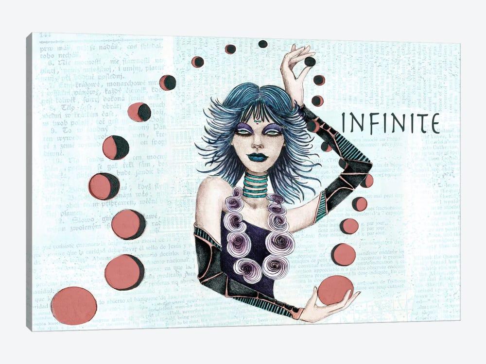 Jupiter by Jami Goddess 1-piece Canvas Art Print