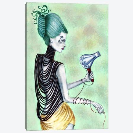 Beauty Blowout Canvas Print #JMI2} by Jami Goddess Canvas Art Print