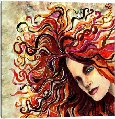 Lauren Canvas Art Print