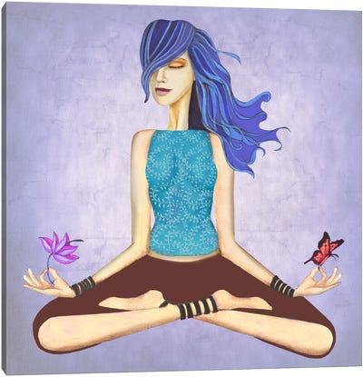 Lotus Canvas Print #JMI36