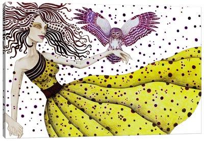 Owl II Canvas Art Print