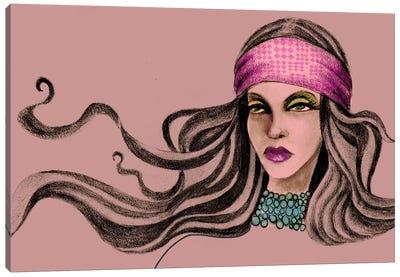 Pink Soul II Canvas Art Print