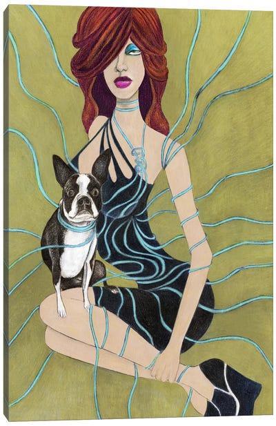 Ruca Canvas Print #JMI53