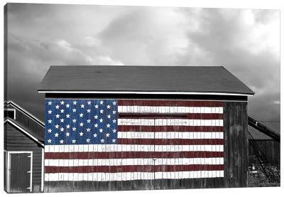 Flags of Our Farmers IX Canvas Art Print