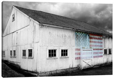 Flags of Our Farmers VIII Canvas Art Print