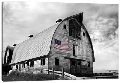 Flags of Our Farmers X Canvas Art Print