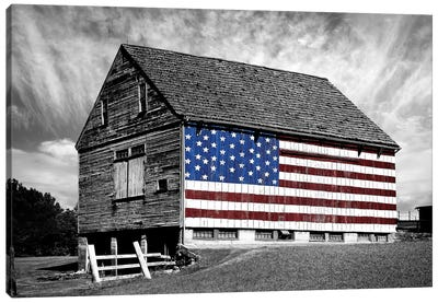 Flags of Our Farmers XIV Canvas Art Print