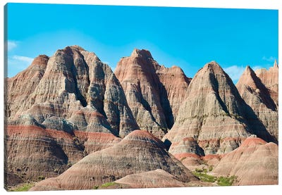 Badlands III by Canvas Prints by James McLoughlin Canvas Art Print