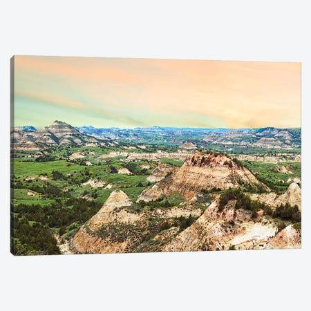 Badlands V Canvas Print #JML128} by James McLoughlin Art Print