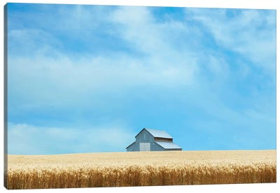 Barn Scene IX by Canvas Prints by James McLoughlin Canvas Art Print