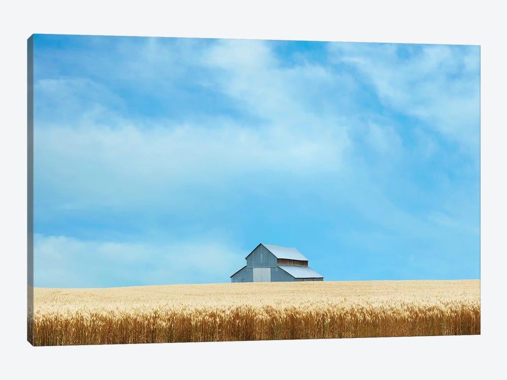 Barn Scene IX by James McLoughlin 1-piece Canvas Print