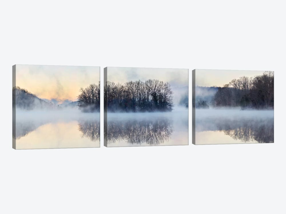 Scene On The Water VIII by James McLoughlin 3-piece Art Print
