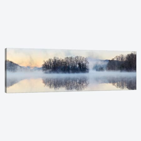 Scene On The Water VIII Canvas Print #JML14} by James McLoughlin Art Print