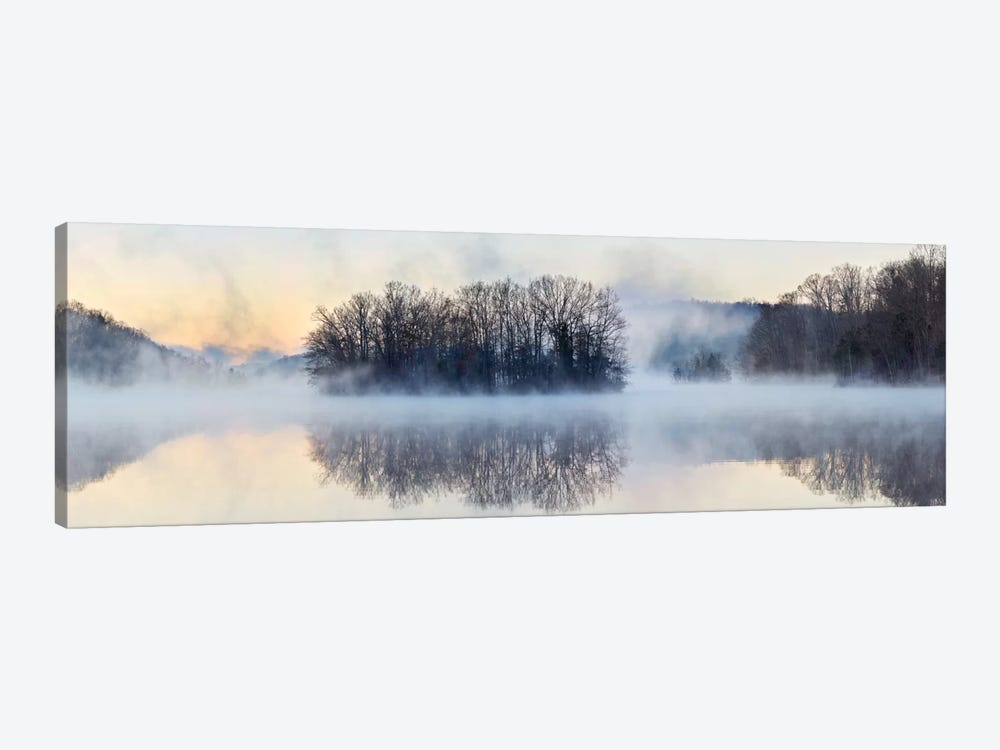 Scene On The Water VIII by James McLoughlin 1-piece Canvas Print