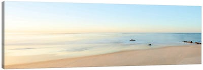 Beachscape Panorama II Canvas Art Print