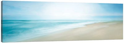 Beachscape Panorama VIII Canvas Art Print