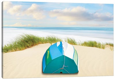 Beachscape Photo III by Canvas Prints by James McLoughlin Canvas Art Print