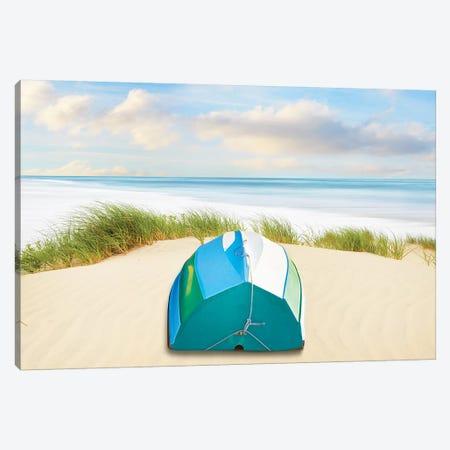 Beachscape Photo III Canvas Print #JML157} by James McLoughlin Canvas Art Print