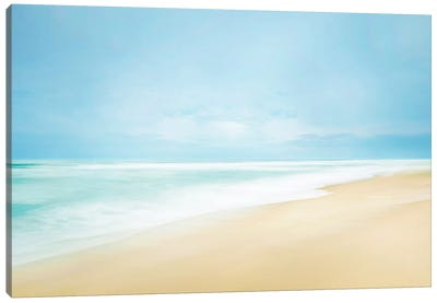 Beachscape Photo IV by Canvas Prints by James McLoughlin Canvas Art Print