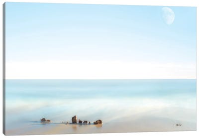 Beachscape Photo V by Canvas Prints by James McLoughlin Canvas Art Print