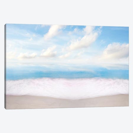 Beachscape Photo VII Canvas Print #JML161} by James McLoughlin Canvas Art Print