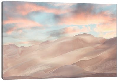 Colorado Dunes I by Canvas Prints by James McLoughlin Canvas Art Print