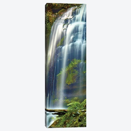 Vertical Water V Canvas Print #JML197} by James McLoughlin Art Print
