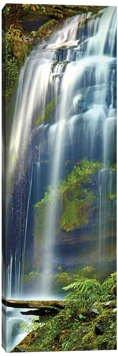 Vertical Water V Canvas Art Print