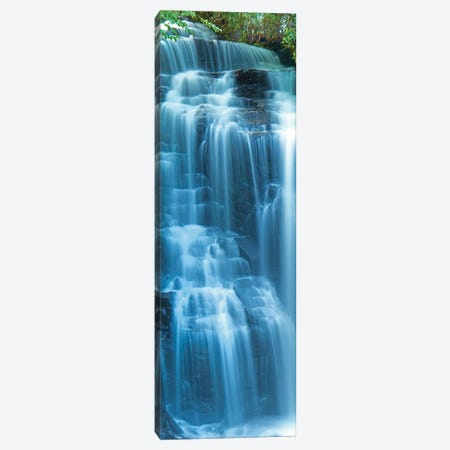 Vertical Water VI Canvas Print #JML198} by James McLoughlin Canvas Artwork