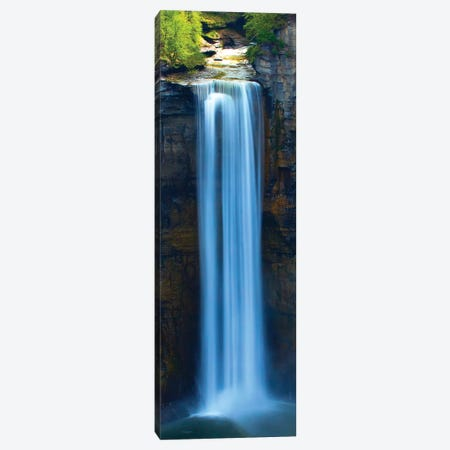 Vertical Water VII Canvas Print #JML199} by James McLoughlin Canvas Art