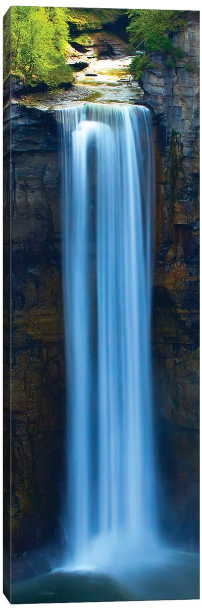Vertical Water VII Canvas Art Print