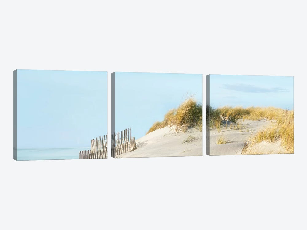 Beachscape I by James McLoughlin 3-piece Canvas Art