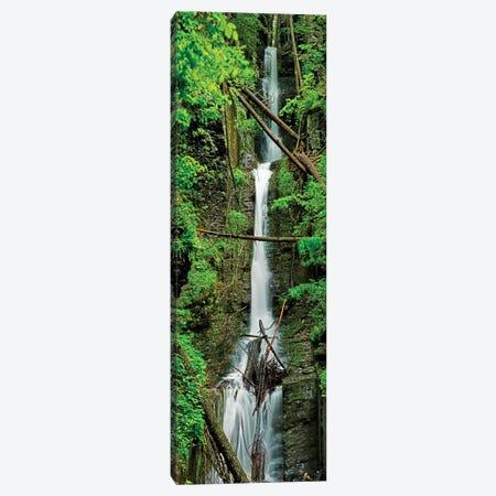 Vertical Falls II Canvas Print #JML218} by James McLoughlin Canvas Art Print