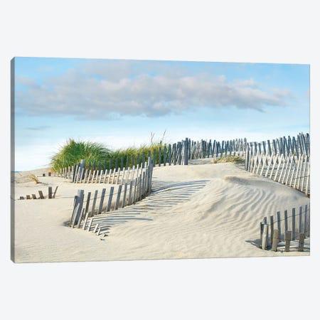 Beachscape III 3-Piece Canvas #JML21} by James McLoughlin Art Print