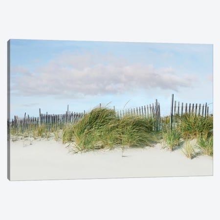 Beachscape IV Canvas Print #JML22} by James McLoughlin Art Print