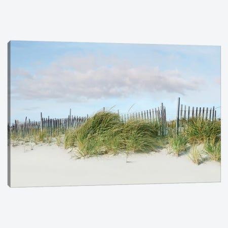 Beachscape IV 3-Piece Canvas #JML22} by James McLoughlin Art Print