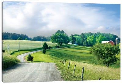 Farm & Country II Canvas Art Print