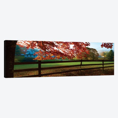 Farm & Country IX Canvas Print #JML27} by James McLoughlin Canvas Wall Art