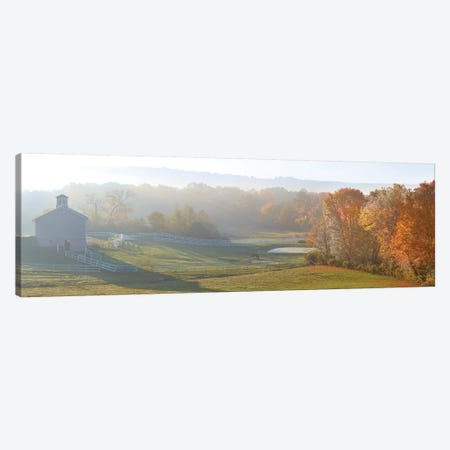 Farm & Country VII Canvas Print #JML30} by James McLoughlin Canvas Art