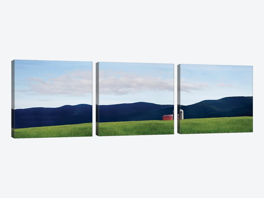 Farm & Country VIII by James McLoughlin 3-piece Canvas Art