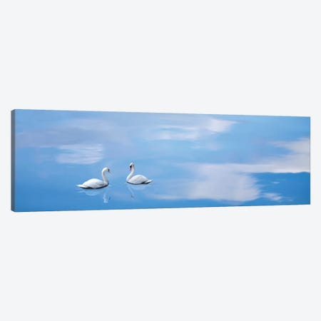 Dusk & Water VI Canvas Print #JML37} by James McLoughlin Canvas Art Print