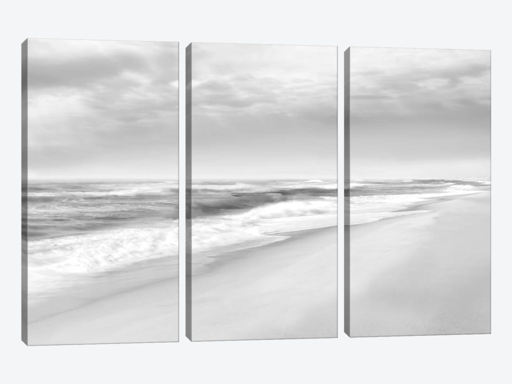 Hamptons IV by James McLoughlin 3-piece Canvas Print