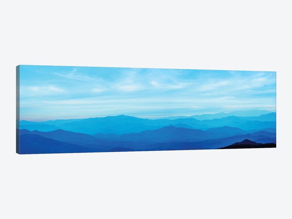 Misty Mountains III by James McLoughlin 1-piece Canvas Art