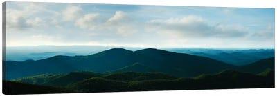 Misty Mountains V Canvas Art Print
