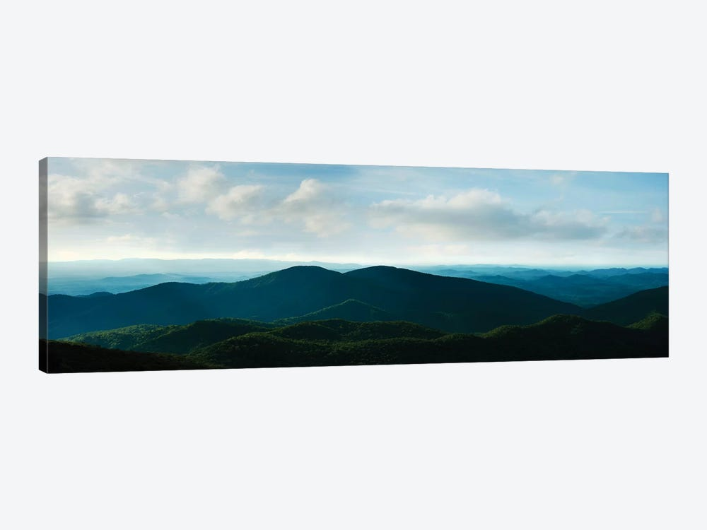 Misty Mountains V by James McLoughlin 1-piece Canvas Print