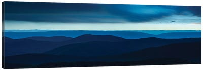 Misty Mountains VI by Canvas Prints by James McLoughlin Canvas Art Print
